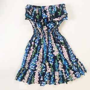 Lilly Pulitzer Quincey Ruffle Dress XS